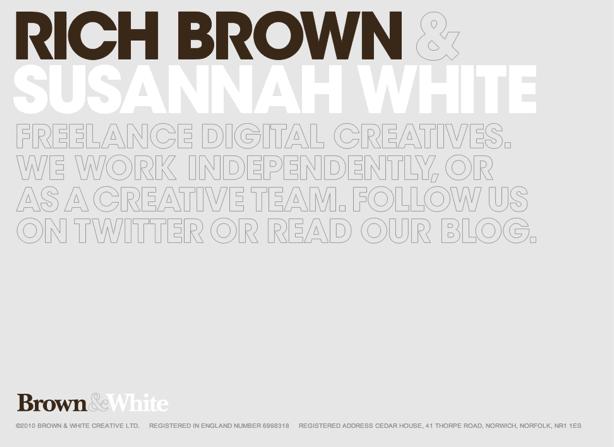 brownandwhitecreative