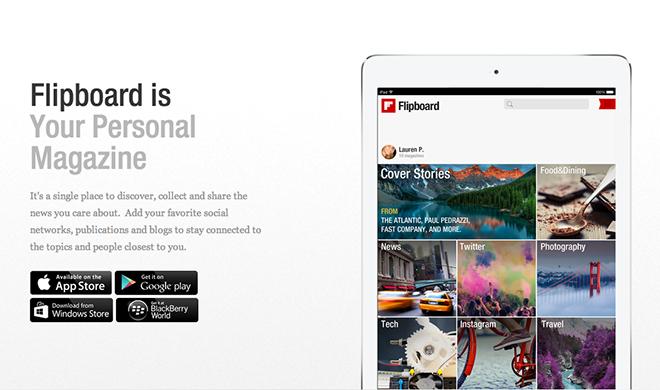 雑誌のように美しいレイアウトを生み出すために、Flipboardが開発したレイアウトエンジン