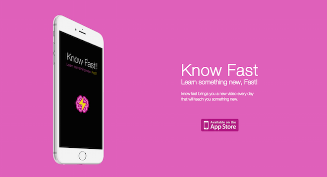 KNOW FAST