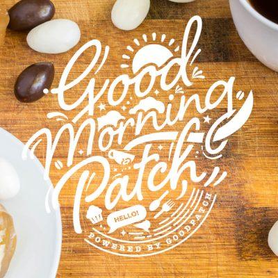 Good Morning Patchのロゴを作ったよって話