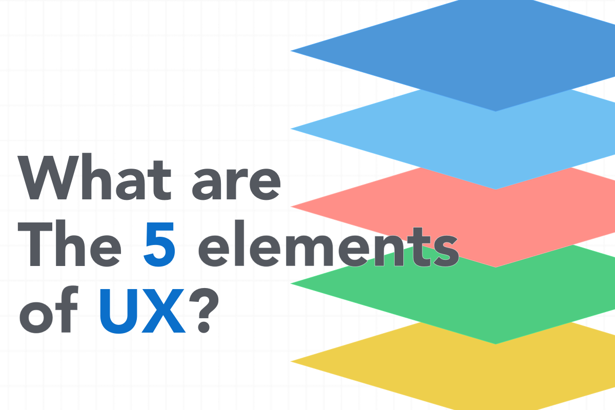 UXデザインにおける5段階モデル...