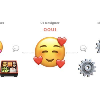 UIデザイナーのスキルとOOUI観点の構造設計