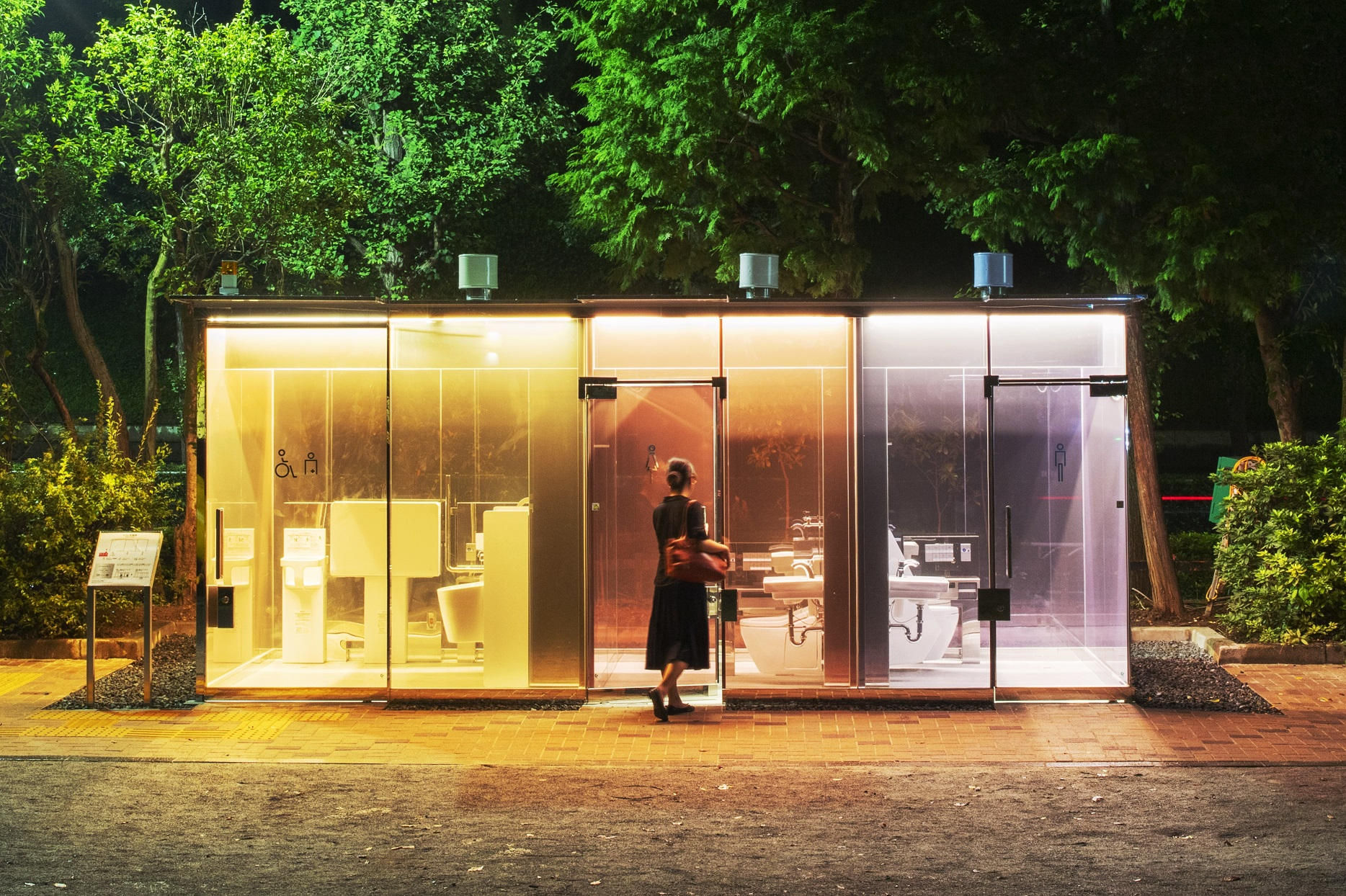著名建築家が公共トイレをデザインする「THE TOKYO TOILET」プロジェクト