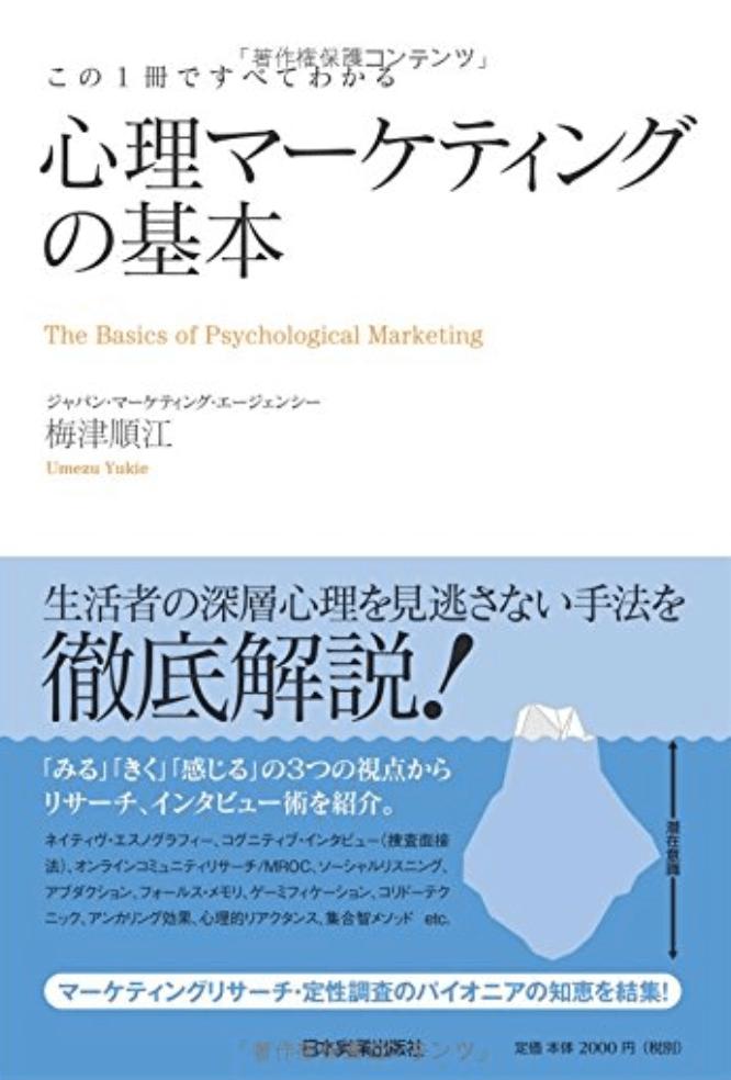 心理マーケティングの基本