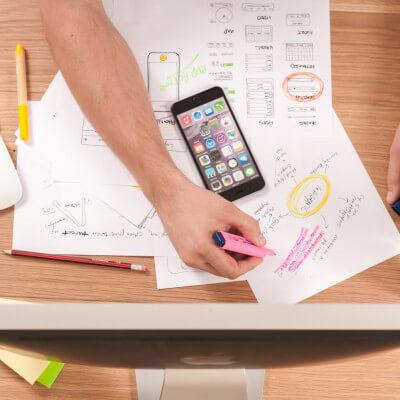 【初心者向け】ビジネスに必要な「デザイン思考」とは何か?プロセスをイラストで紹介!
