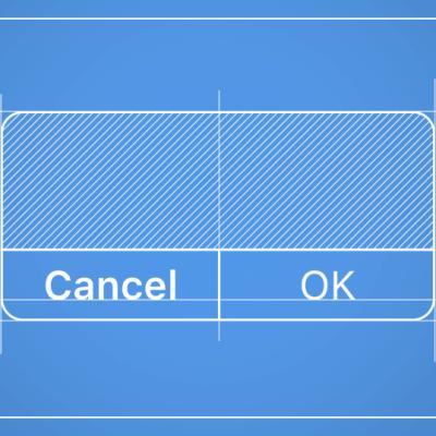 キャンセルのキャンセル問題から考えるダイアログデザイン